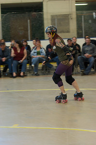 Roller Derby 0905-09 OCDG vs B-52 Bellas