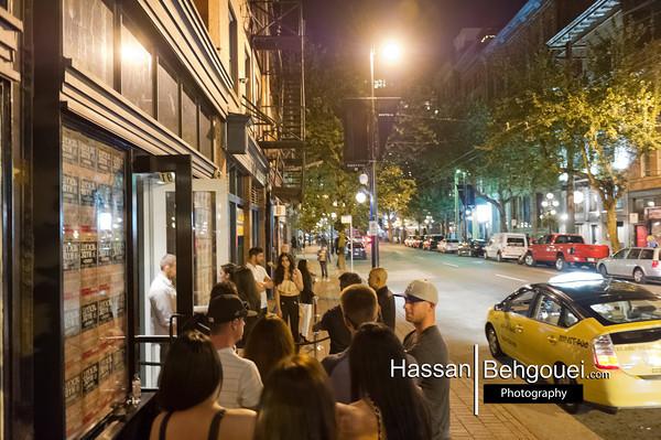 Brooklyn Alexander Night Club Saturdays X Hush Magazine Where Men & Women Are Glamorous 91 Powell Street Gastown Downtown Vancouver Bc Canada Normal Exposure Mirrored (8_31_13)