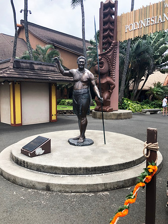Polynesian Cultural Center - June 22