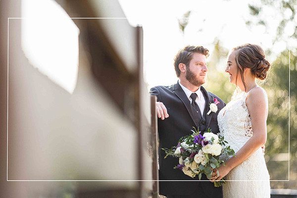 Awesome autumn wedding at Big Sky Barn in Montgomery Texas