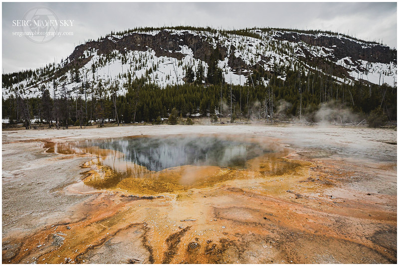 Yellowstone National Park - Wyoming