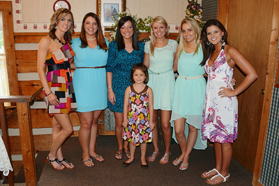 Heather Showers/Bridesmaids Luncheon