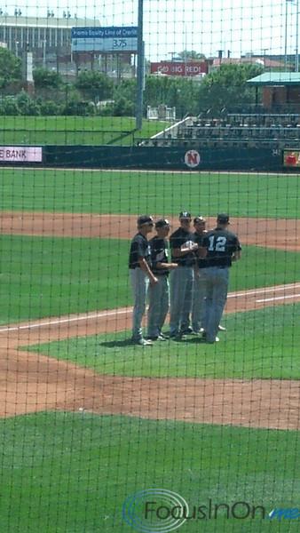 State Baseball- Northeast Rockets