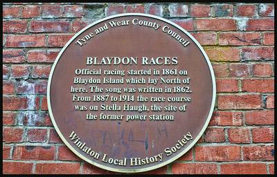 020 - Blaydon & Newburn, Tyne & Wear, UK - 2014