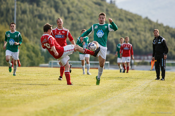 2014-06-25 Senior, seriekamp, Hovdebygda-MSIL 1-4