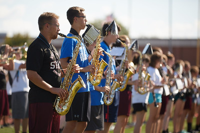 2018 UWL High School Band Day SEMBA