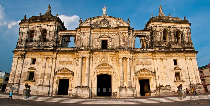 Nicaragua Active Tour
