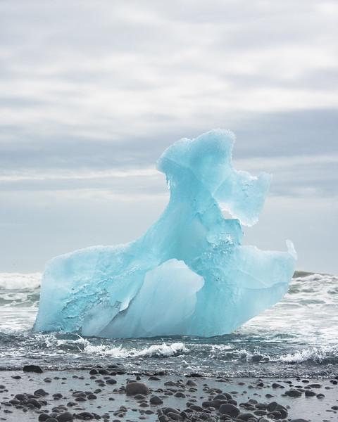 12 feet of Ice
