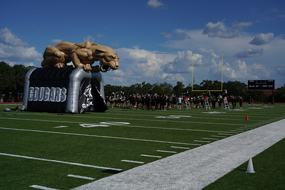 Back in Black Pep Rally - 8/25/21