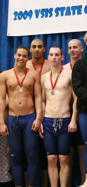 FUMA Swimming at State Meet