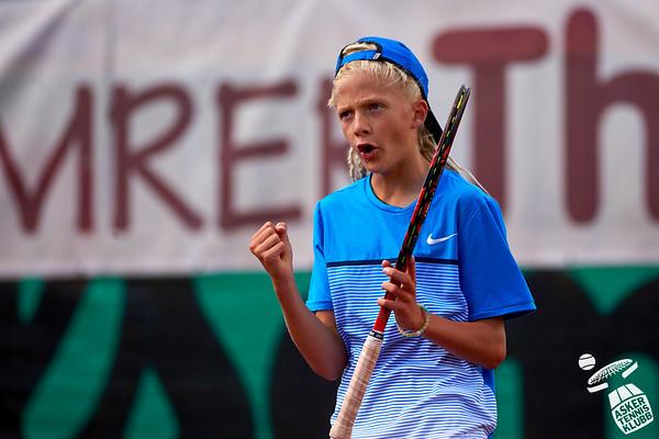 Asker Tennis 4.7.16