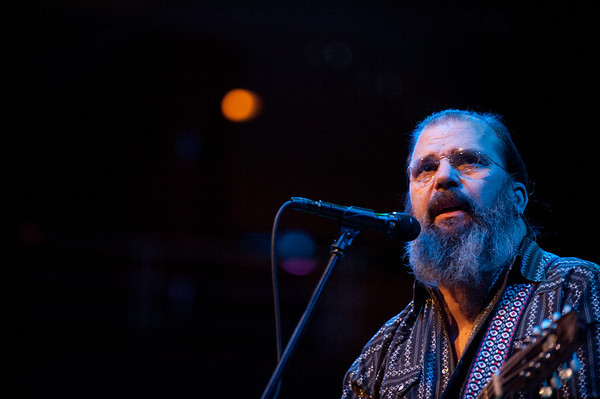 STEVE EARLE BIRMINGHAM OCT 2011