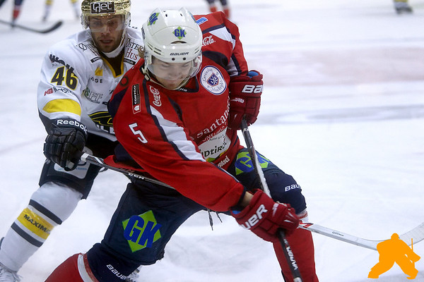 Lørenskog - Stavanger Oilers (28.9.13)