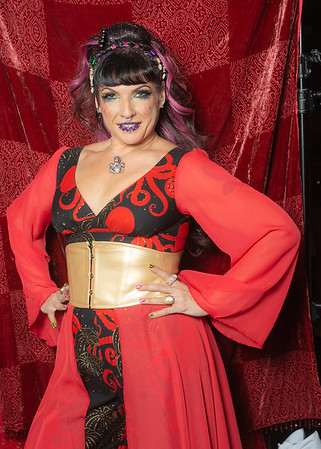 Bettie's Bombshells Nola Hollywood Show