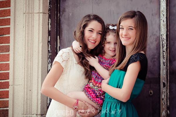 Alex, Abby & Ava