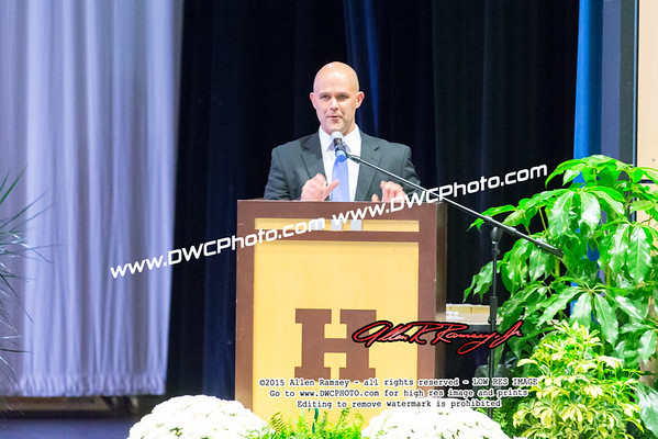 2015-10-11 HHS Hall of Fame Induction Ceremony