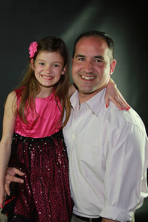 2014 Father Daughter Glow Party