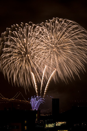 SF Fireworks 2007