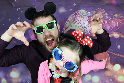 Midnight Masquerade: Daddy Daughter Dance 2019