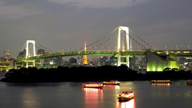 Tokyo at Random