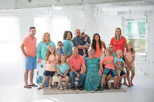 The Johnson Family -2019