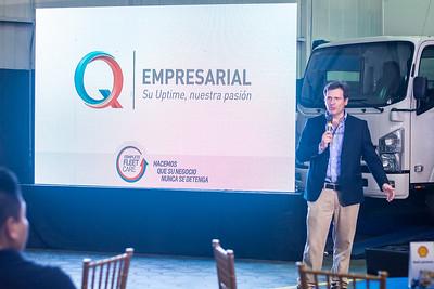 Grupo Q Taller Empresarial selección rápida