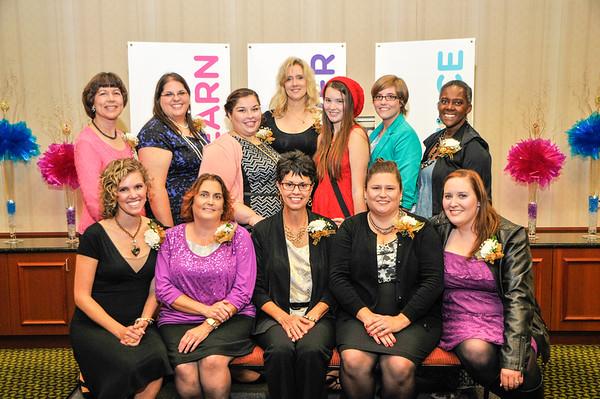 Mutual Girls Club 50th Anniversary Banquet 10-02-14