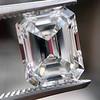 2.31ct Emerald Cut, GIA F SI1 0