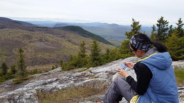 Black Mtn hike 5.13.17