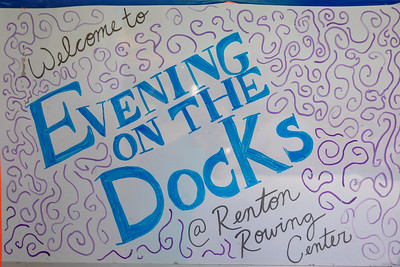 2018 Renton Evening On the Docks