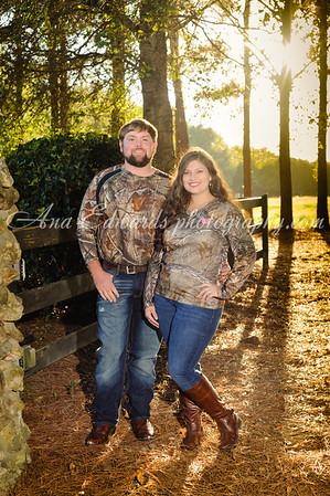Josh and Paige     Americus, Georgia