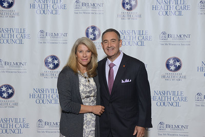 Tennessee Health Care Hall of Fame (full gallery)