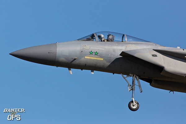 RAF Lakenheath : 14th August 2013