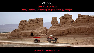 VIDEO - CHINA, THE SILK ROAD