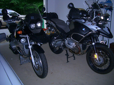 New (to me) 1150GS