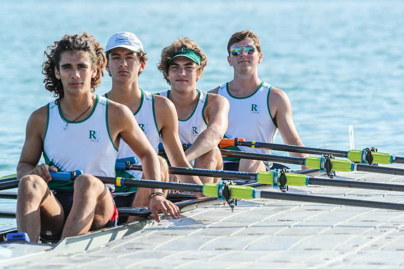 Ransom Everglades Crew. Miami International Regatta. 2019
