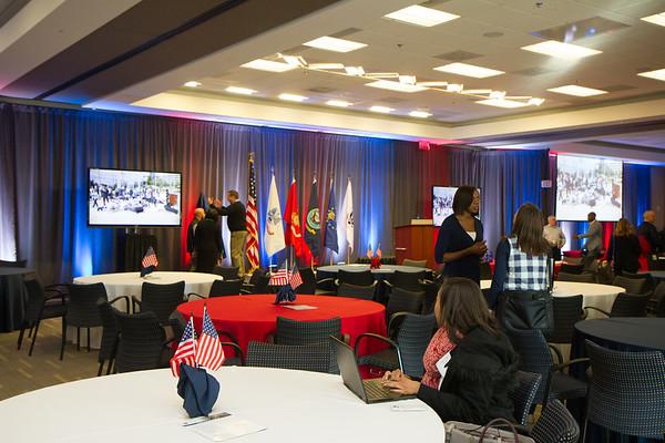 2017 COX Veterans Day Celebration
