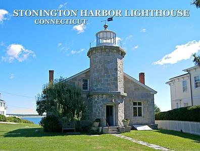 Stonington Harbor Lighthouse, Connecticut
