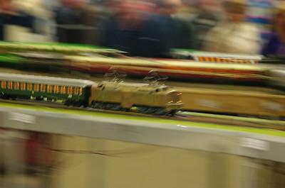 Spoor 1 1200 Rails houten 11 maart 2011