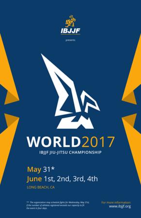 2017 IBJJF Worlds