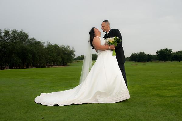 Norma and Antonio's Wedding