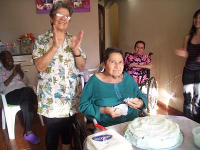 Aniv tia Biga 85 anos
