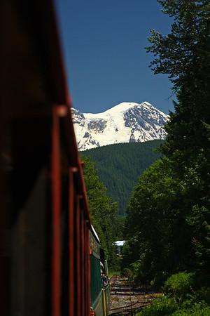Mt. Rainier Scenic Railroad, 20080628