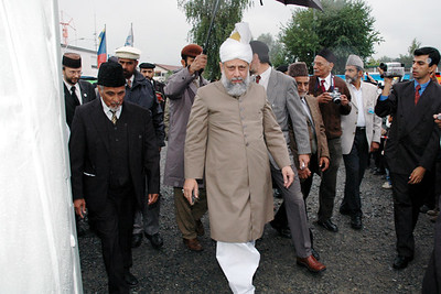 Khalifa of Islam Germany Tour 2005