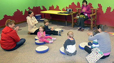 Toddler Storytime at Saratoga Springs Public Library