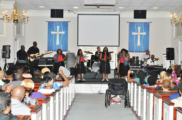 Grady Walston & Blessed 8th Singing Anniversary