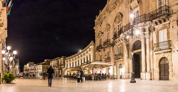 Catania/Siracusa/Noto per Latitudes