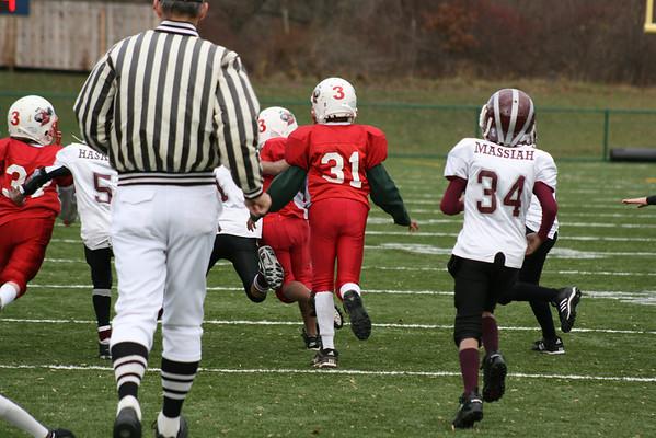 Huskies JPW 2008 Garden State Bowl vs Bound Brook