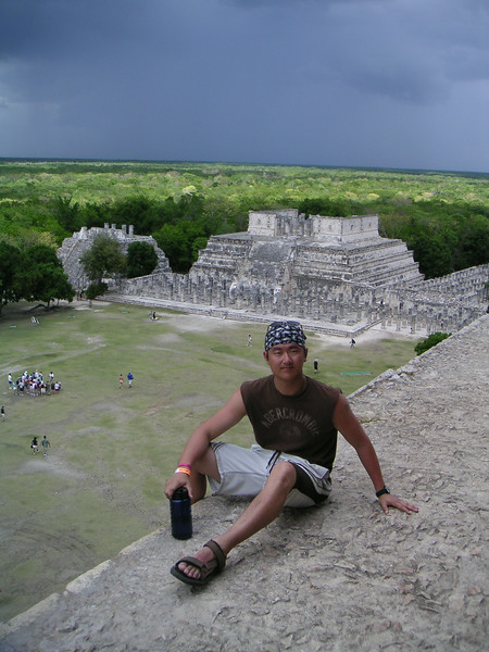 25 Me On Top of the Pyramid.jpg