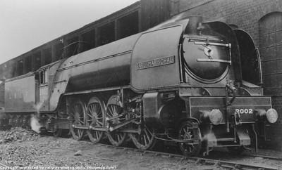 Gresley P1+P2 2-8-2 (Mikado) Locomotives